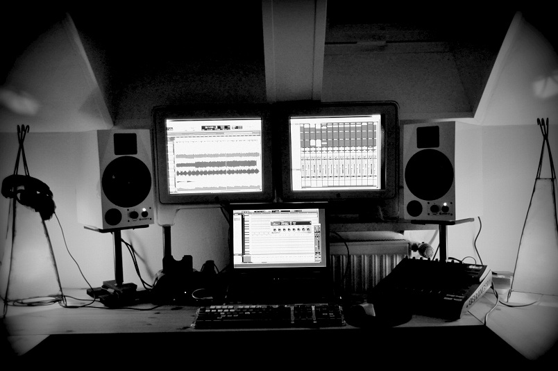 Mixdown-Workstation